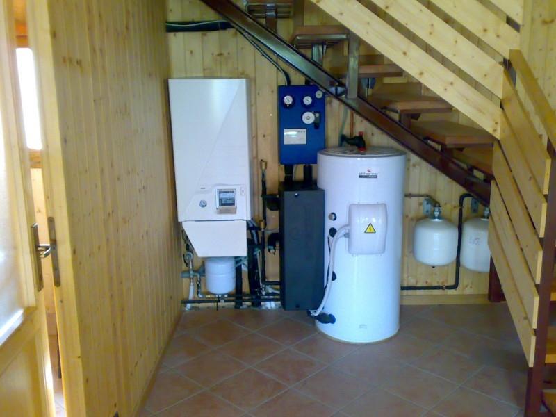 Impianti di riscaldamento mantova zambelli climasystem for Impianto di riscaldamento con pompa di calore
