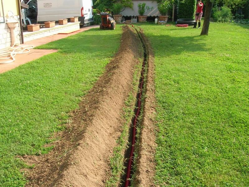 Impianti irrigazione a mantova zambelli climasystem for Sistemi di irrigazione giardino